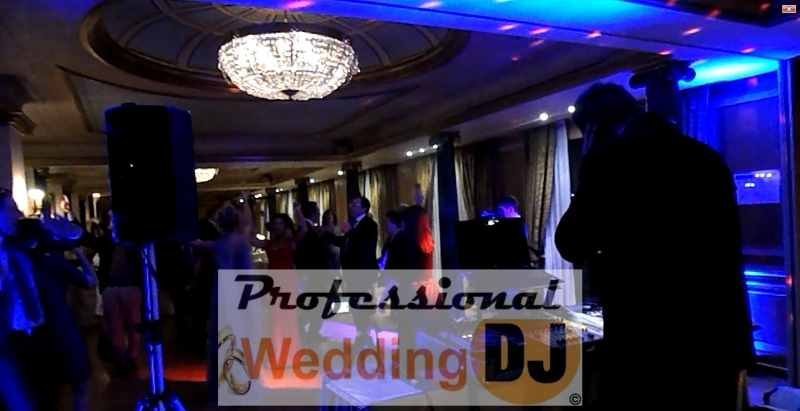 dj wedding italy