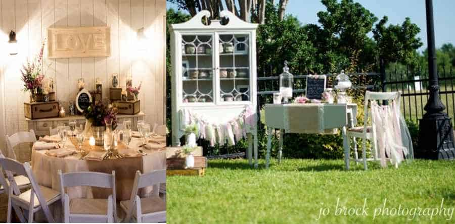 Shabby Chic Vintage Milano.Shabby Chic Weddings In Italy Dj Music And Lights To Create The