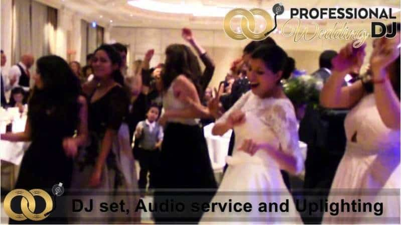 dj wedding italy